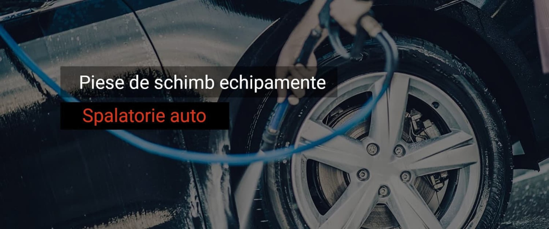 Echipamente profesionale auto cleaning